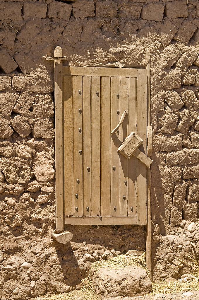 La porte de l'agadir